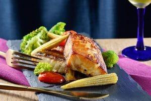 鱘龍魚肉2