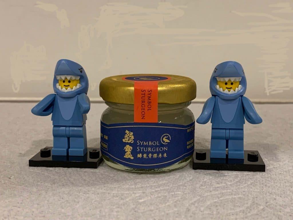 燕窩般的滑順口感,連皇帝也龍心大悅的皇室級食品- 鱘寶家鱘龍魚骨膠原凍 1