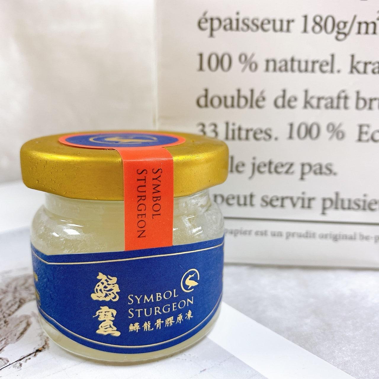 鱘龍魚骨膠原凍-堅持在產品的制程上不添加化學的東西
